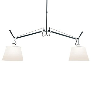 Tolomeo Double Shaded Suspension by Artemide