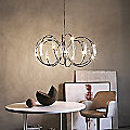 Hook Chandelier by Terzani USA