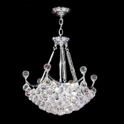 Jacqueline Small Chandelier Bowl by James R. Moder