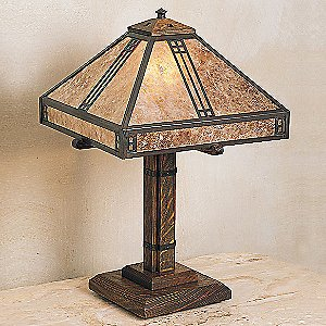 Prairie Table Lamp by Arroyo Craftsman
