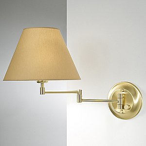 Swing-Arm Wall Sconce No. 8164/1 by Holtkoetter