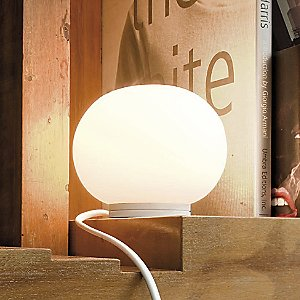 Glo-Ball Mini T Table Lamp by Flos