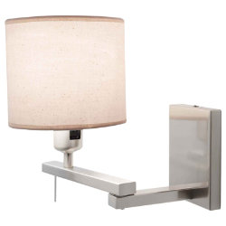 Berilio 1885 Swing-Arm Wall Sconce by Blauet