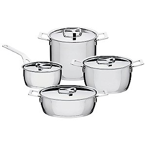 Pots & Pans - 8 pc. Set by Alessi