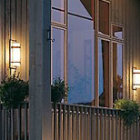 Transitional Outdoor Wall Sconces
