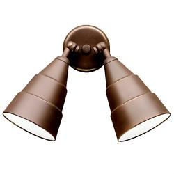 2-Light Outdoor Wall Sconce No. 6052