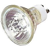 35W 120V MR16 GU10 Halogen Clear FLD Bulb
