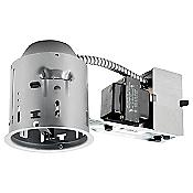 "4"" Low Voltage Non-IC Remodel Housing"