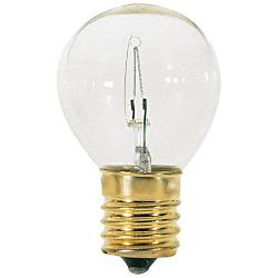 40W 120V S11 E17 High Intensity Clear Bulb