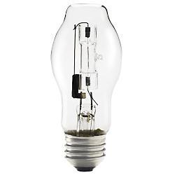 43W 120V E26 BT15 EcoHalogen Clear Bulb