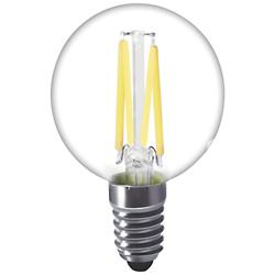 4W 120V E12 G16 1/2 LED Filament Clear Bulb