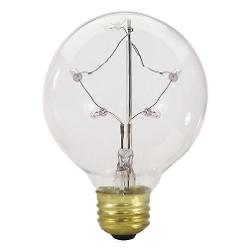 5W 130V G25 E26 Starlight Clear Bulb