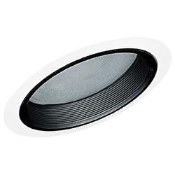"""6"""" Standard Slope Lensed Shower Trim with Diffuser"""