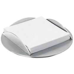 AKTO Notepad Holder (Matte Steel) - OPEN BOX RETURN