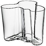 Aalto Vase (Clear/3.75 inch) - OPEN BOX RETURN
