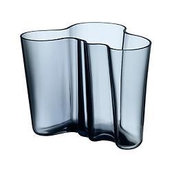 Aalto Vase - Rain (6.25 inch) - OPEN BOX RETURN