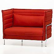 Alcove Love Seat