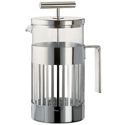 Aldo Rossi 8 Cup French Press (Stainless Steel) - OPEN BOX