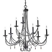 Aliya 2-Tier Chandelier