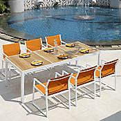 Allux Outdoor Dining Collection