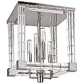 Alpine Flushmount (Nickel) - OPEN BOX RETURN