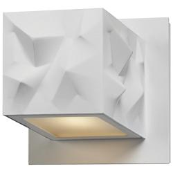 Alps LED Wall Sconce (White) - OPEN BOX RETURN