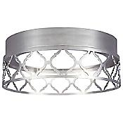 Amani LED Arabesque Flushmount