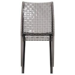 Ami Ami Chair (Smoke Grey) - OPEN BOX RETURN