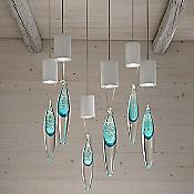 Anima 6-Light Pendant