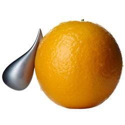 Apostrophe Orange Peeler (Stainless Steel) - OPEN BOX RETURN