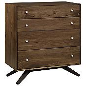Astrid 4 Drawer Dresser