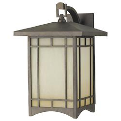 August Moon Outdoor Wall Sconce (Large) - OPEN BOX RETURN
