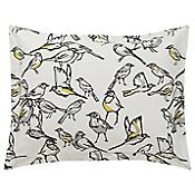 Aviary Pillow Sham Pair