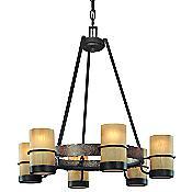 Bamboo 6-Light Chandelier