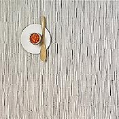 Bamboo Square Tablemat (Chalk) - OPEN BOX RETURN