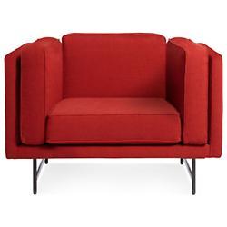 Bank Lounge Chair