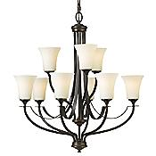 Barrington 2-Tier Chandelier