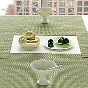 Basketweave Set of 4 Rectangular Tablemats