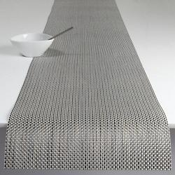 Basketweave Table Runner (Aluminum) - OPEN BOX RETURN
