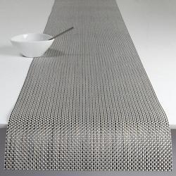 Basketweave Table Runner (Aluminum) - OPEN BOX RETURN