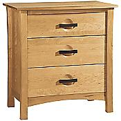 Berkeley 3 Drawer Dresser