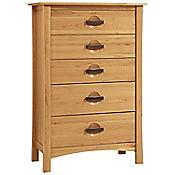 Berkeley 5 Drawer Dresser