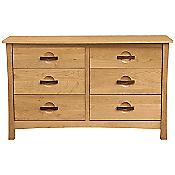 Berkeley 6 Drawer Dresser