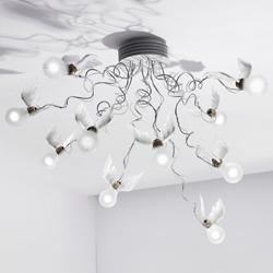 Birdie's Nest Ceiling Light