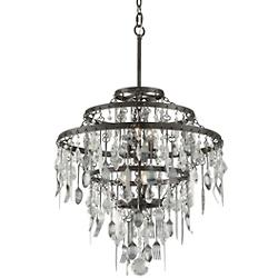 Bistro Chandelier (Graphite/Medium) - OPEN BOX RETURN