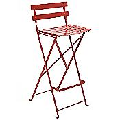 Bistro Folding High Stool Set of 2