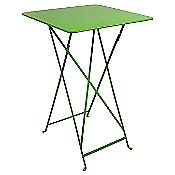 Bistro High Folding Table