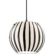 Black & White Ball Pendant