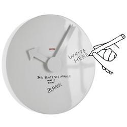 Blank Wall Clock