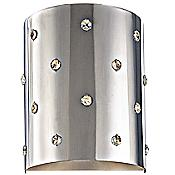 Bling Bling Wall Sconce (Chrome/Steel) - OPEN BOX RETURN